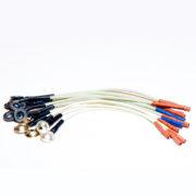 Комплект чашечных электродов для электромиографа